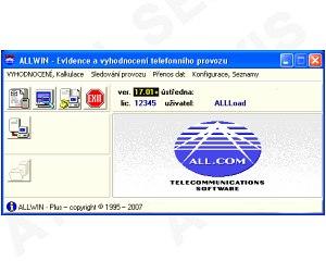 Software ALLget interface