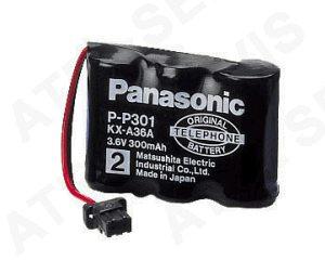 Akumulátor pro telefon Baterie 3,6V 300mAh KX-A36A