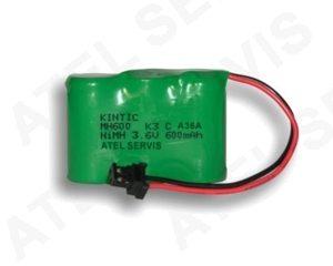 Akumulátor pro telefon Baterie 3,6V 600mAh KX-A36A