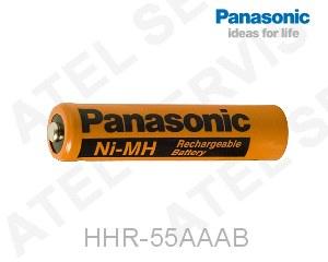 Akumulátor pro telefon Baterie Panasonic HHR-55AAAB