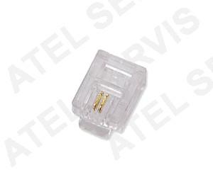 Telefonní příslušenství Konektor RJ11 6/2 telefonní