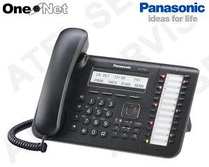 Digitální telefon Panasonic KX-DT543X-B