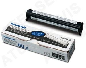 Příslušenství pro fax Panasonic KX-FA76A originál