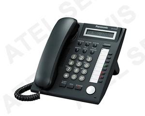 Digitální telefon Panasonic KX-NT321X-B