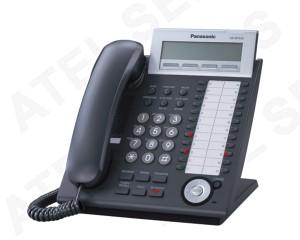 Digitální telefon Panasonic KX-NT343X-B