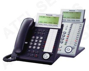 Digitální telefon Panasonic KX-NT346X-B