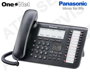 Digitální telefon Panasonic KX-NT543X-B