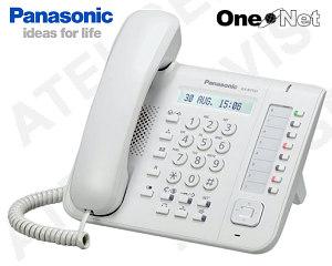 Digitální telefon Panasonic KX-NT551X