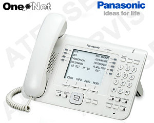 Digitální telefon Panasonic KX-NT560X
