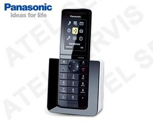 Bezdrátový telefon Panasonic KX-PRS110FXW