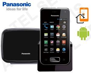 Bezdrátový telefon Panasonic KX-PRX110FXW