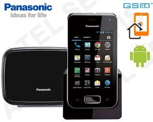 Bezdrátový telefon Panasonic KX-PRX150FXB