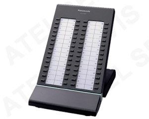 Digitální telefon Panasonic KX-T7640X-B