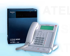 Telefonní ústředna Panasonic KX-TDA100CE