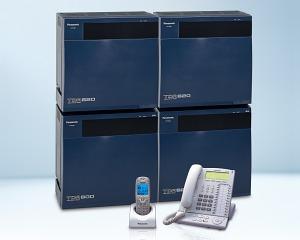 Telefonní ústředna Panasonic KX-TDA600CE