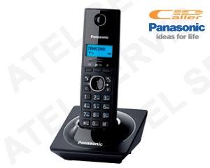 Bezdrátový telefon Panasonic KX-TG1711FXB