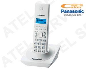 Bezdrátový telefon Panasonic KX-TG1711FXW