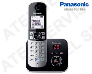 Bezdrátový telefon Panasonic KX-TG6821FXB