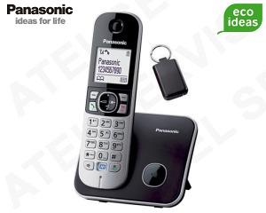 Bezdrátový telefon Panasonic KX-TG6881FXB