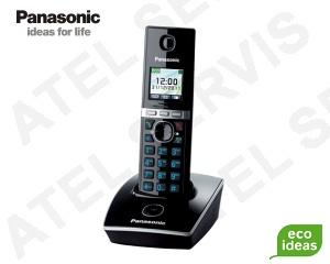 Bezdrátový telefon Panasonic KX-TG8051FXB