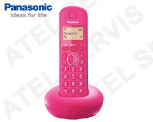 Bezdrátový telefon Panasonic KX-TGB210FXP