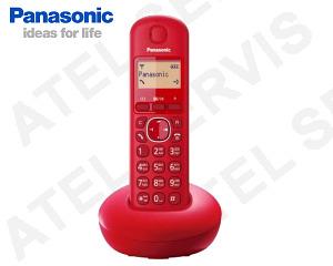 Bezdrátový telefon Panasonic KX-TGB210FXR