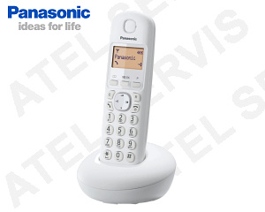 Bezdrátový telefon Panasonic KX-TGB210FXW