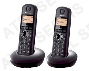 Bezdrátový telefon Panasonic KX-TGB212FXB