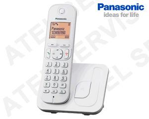 Bezdrátový telefon Panasonic KX-TGC210FXW