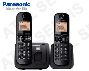 Bezdrátový telefon Panasonic KX-TGC212FXB