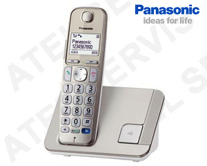 Bezdrátový telefon Panasonic KX-TGE210FXN