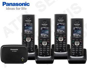 VoIP telefon Panasonic KX-TGP600 QUATTRO
