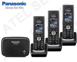 VoIP telefon Panasonic KX-TGP600 TRIO