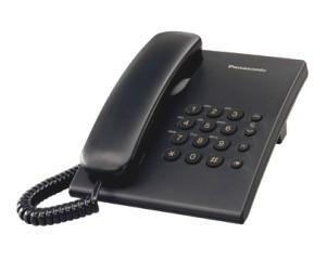Telefon Panasonic KX-TS500CXB