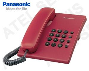 Telefon Panasonic KX-TS500CXR