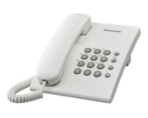 Telefon Panasonic KX-TS500CXW
