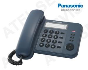Telefon Panasonic KX-TS520FXC