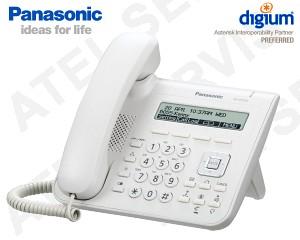 VoIP telefon Panasonic KX-UT123NE-W