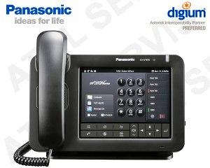 VoIP telefon Panasonic KX-UT670NE
