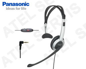 Náhlavní souprava Panasonic RP-TCA430E-K