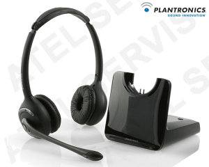 Náhlavní souprava Plantronics CS-520/A