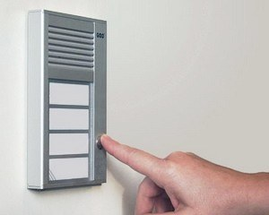 Dveřní komunikátor Slim dveřní telefon 1 - slim door