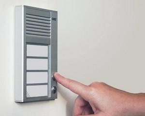 Dveřní komunikátor Slim dveřní telefon 2 - slim door
