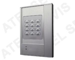 Dveřní komunikátor Slim dveřní zámek Slim Key