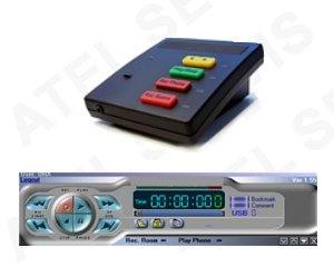 Telefonní příslušenství Smart Record - nahrávání hovorů