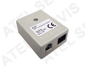 Telefonní příslušenství VDSL Splitter Annex B AtTEL