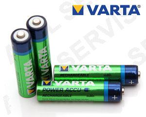 Baterie AA nabíjecí 2400 mAh VARTA