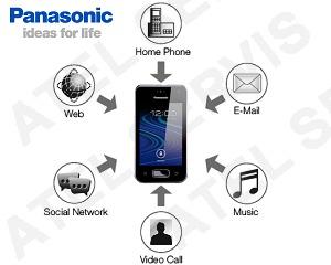 Panasonic KX-PRX110FXW
