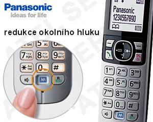 Panasonic KX-TG6812 QUATTRO